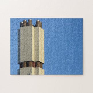District heating plant, Nieuwegein Puzzles