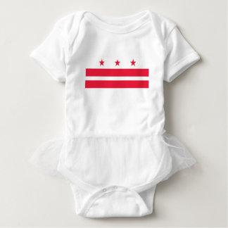 District of Columbia Baby Bodysuit