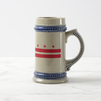 District of Columbia Beer Stein