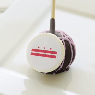 District of Columbia Cake Pops