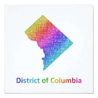 District of Columbia Card