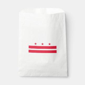 District of Columbia Favor Bag