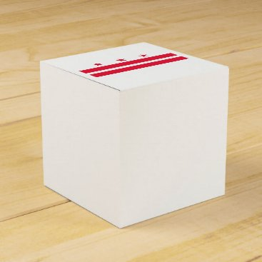 District of Columbia Favor Box