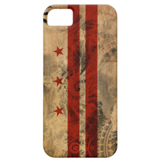 District of Columbia Flag iPhone SE/5/5s Case