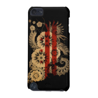 District of Columbia Flag iPod Touch (5th Generation) Covers