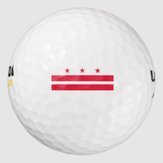 District of Columbia Golf Balls
