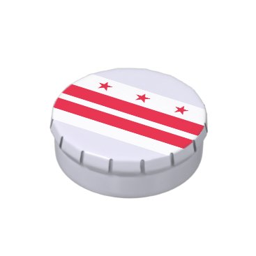 USA Themed District of Columbia Jelly Belly Tins