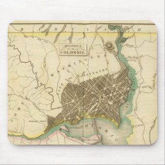 District of Columbia Mouse Pad