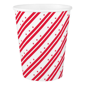 District of Columbia Paper Cup