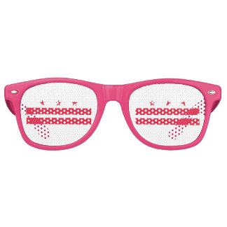 District of Columbia Retro Sunglasses