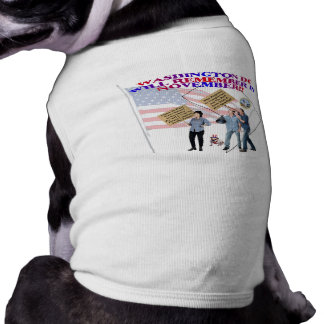 District Of Columbia Return Congress To The People Pet Shirt