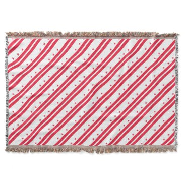 USA Themed District of Columbia Throw Blanket