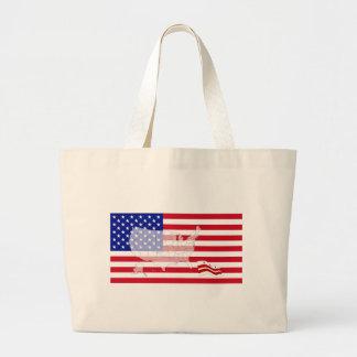 District of Columbia, USA Canvas Bag