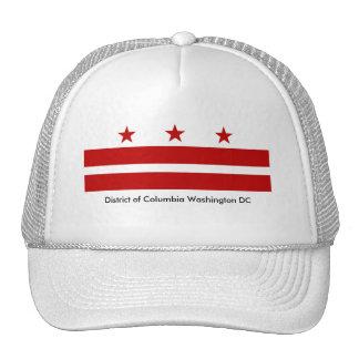 District of Columbia Washington DC Trucker Hat