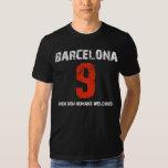 Distrito 9 de Barcelona Remeras
