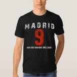Distrito 9 de Madrid Remera