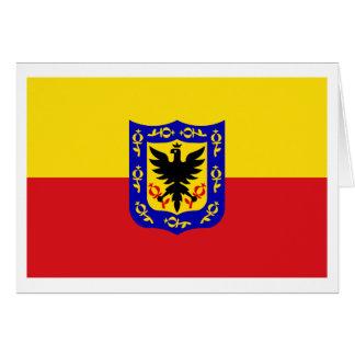 Distrito Capital Flag Greeting Cards