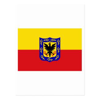 Distrito Capital Flag Post Card