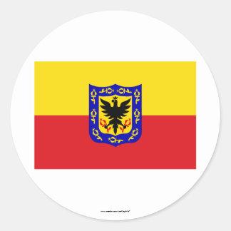 Distrito Capital Flag Sticker
