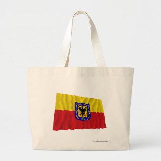Distrito Capital Waving Flag Canvas Bag