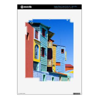 Distrito de Boca del La de Caminitas iPad 3 Pegatinas Skins