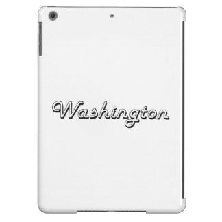 Distrito de Columbia Desi retro clásico de Funda Para iPad Air