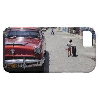 Distrito de Hamel del africano, La Habana, Cuba, iPhone 5 Carcasas