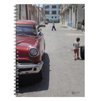 Distrito de Hamel del africano, La Habana, Cuba, l Libretas