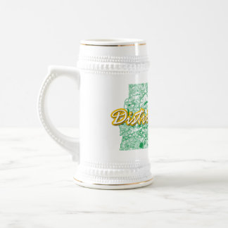 Distrito Federal Beer Stein