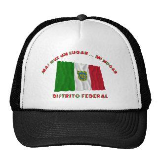 Distrito Federal - Más Que un Lugar ... Mi Hogar Trucker Hats