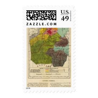 Distrito Federal, Mexico 2 Stamp