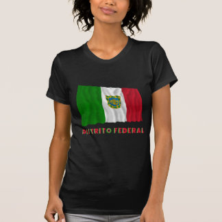 Distrito Federal Waving Unofficial Flag T-Shirt