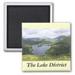 Distrito inglés del lago imán para frigorifico