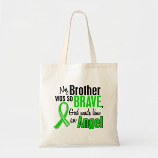 Distrofia muscular Brother del ángel 1 Bolsas Lienzo
