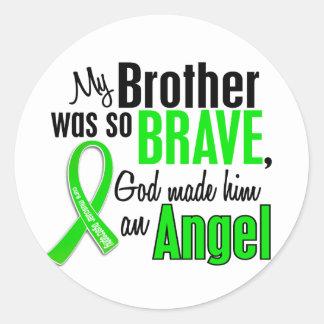 Distrofia muscular Brother del ángel 1 Pegatinas