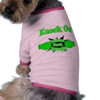 Distrofia muscular de Duchenne Camisa De Mascota