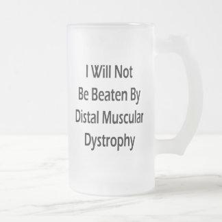 Distrofia muscular distal me no batiré taza cristal mate
