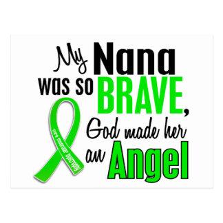 Distrofia muscular Nana del ángel 1 Tarjetas Postales