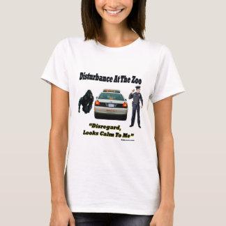 Disturbance At Zoo. T-Shirt