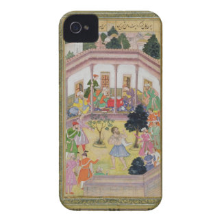Disturbance by a madman at a social gathering, fro iPhone 4 cover