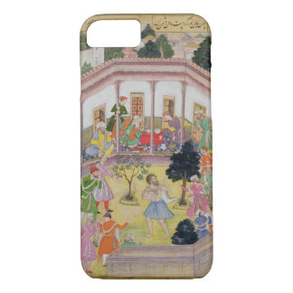 Disturbance by a madman at a social gathering, fro iPhone 8/7 case