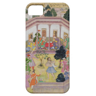 Disturbance by a madman at a social gathering, fro iPhone SE/5/5s case