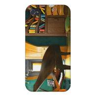 Disturbing the pianist iPhone 4/4S case