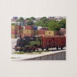 Disused Steam Train Jigsaw Puzzles