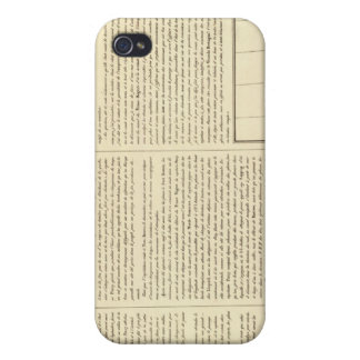 Disy of Boreales 7 iPhone 4/4S Case