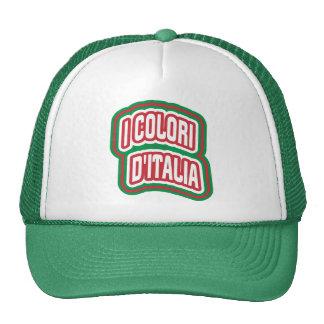 d'Italia del colori I de moda Gorro De Camionero