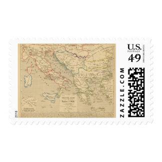 d'Italie 774 del imperio Grec y de Royaume 900 Envio