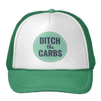 Ditch the carbs cap