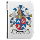 Ditmar Family Crest Kindle 3G Case