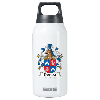 Ditmar Family Crest SIGG Thermo 0.3L Insulated Bottle